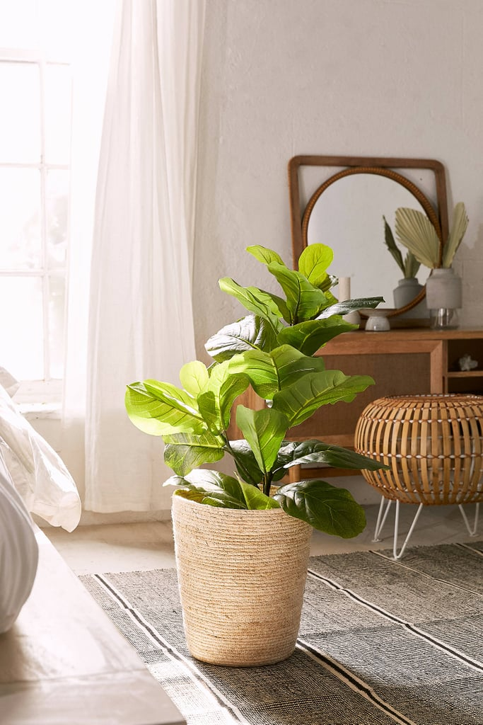 Fiddle Leaf Potted Faux Plant