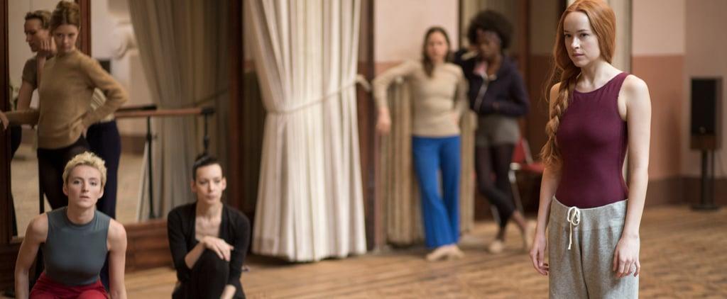 Is Dakota Johnson Really Dancing in Suspiria?