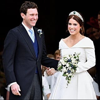 Princess Eugenie Wedding Jacket Ms Brooksbank