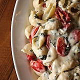 Recipe for a Crowd: Caprese Mac and Cheese