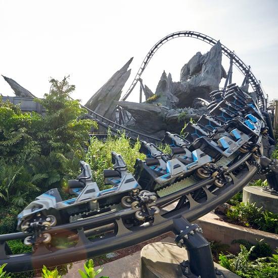 Universal Orlando Jurassic World VelociCoaster Opening Date