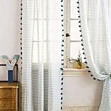 Pom Tassel Curtains