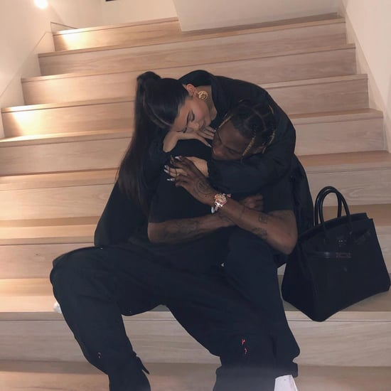 Kylie Jenner Teases Baby No. 2 With Travis Scott Photo