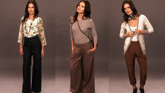 How to Wear Slouchy Trousers 2011-03-08 20:45:50