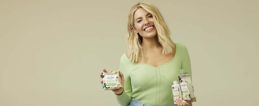 Mollie King on the Meaning of Kindness For Simple Campaign