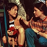 Tricia Joe (left) as Claudia Kishi