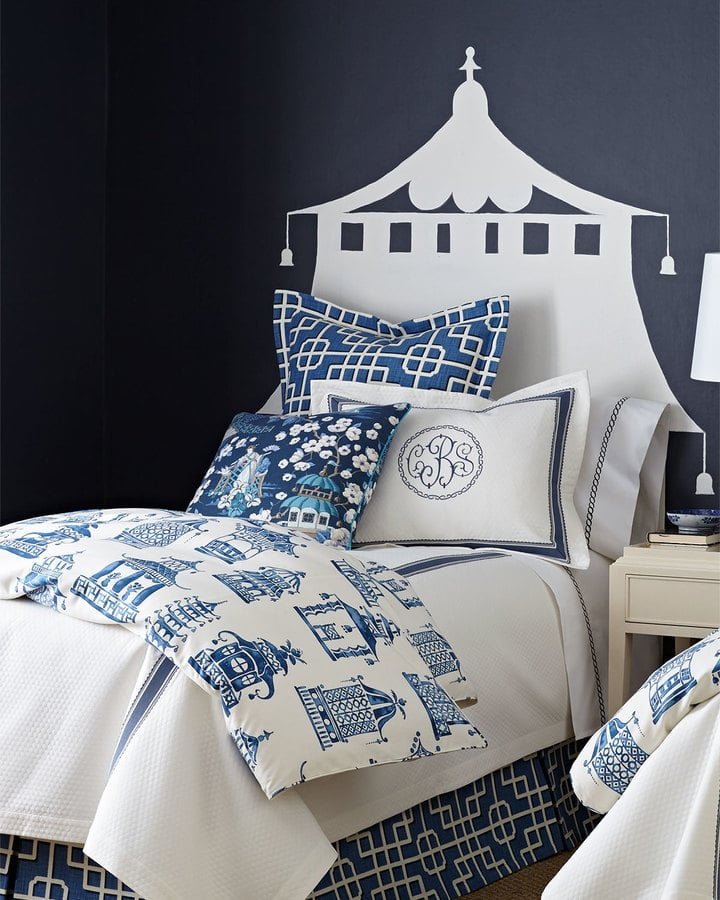 Coverlet with Monogram ($765)