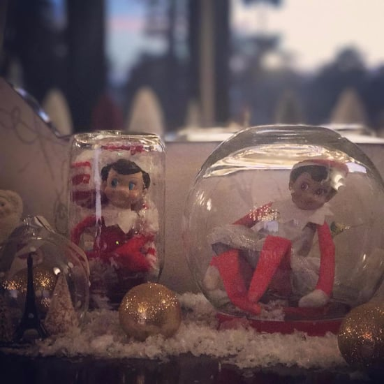 Busy Philipps's Elf on the Shelf Instagram Pictures 2016