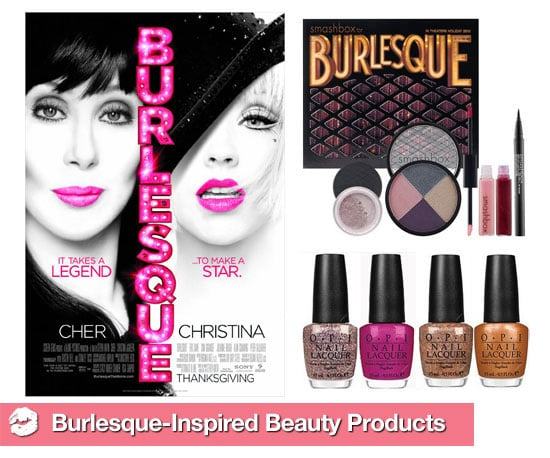 Beauty Products Inspired by Burlesque