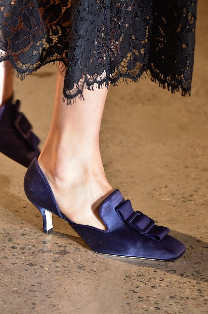 Fall Shoe Trends 2020: Vintage-Inspired Heels