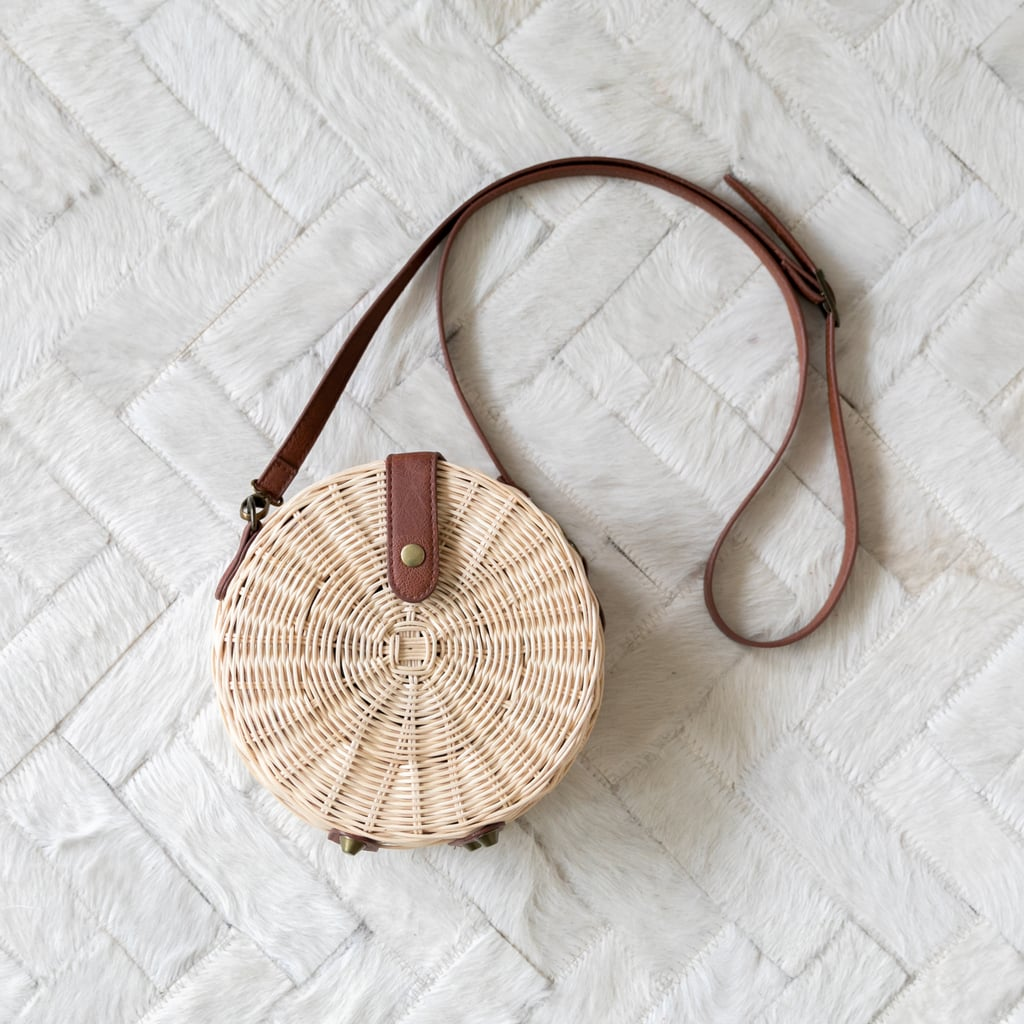 Bamboo Shoulder Bag, $20