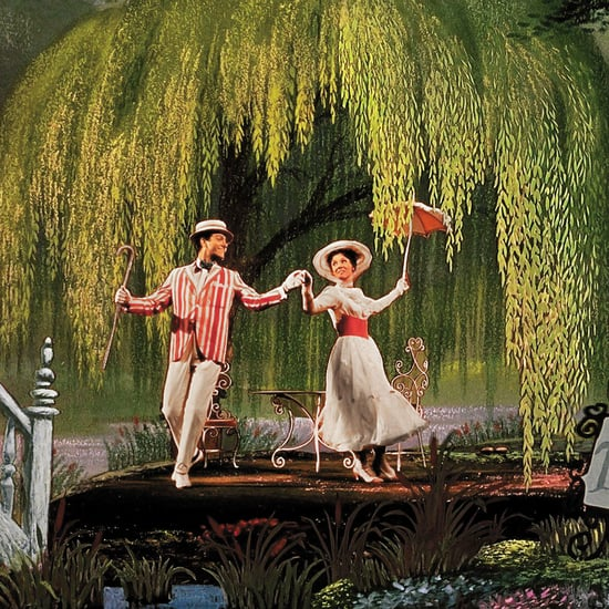 Mary Poppins Attraction at Walt Disney World's Epcot