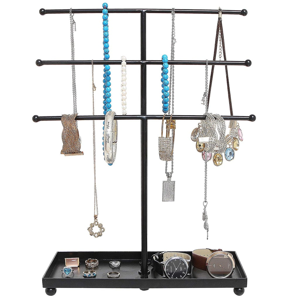 Bracelet and Necklace Jewelry Organizer