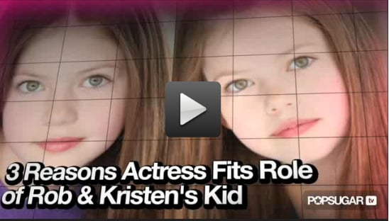 Video of Breaking Dawn Renesmee Actress Mackenzie Foy