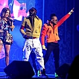 The Black Eyed Peas at the 2010 American Music Awards
