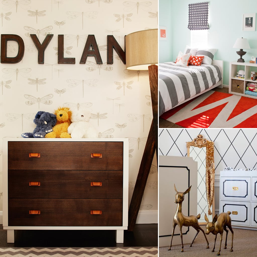 10 Unexpected Color Combos For Your Tot's Nursery