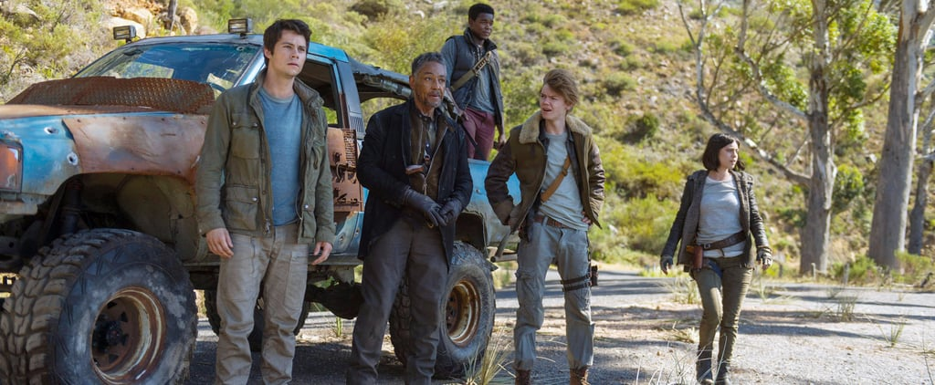 Maze Runner: The Death Cure Is a Thrilling Series Ender