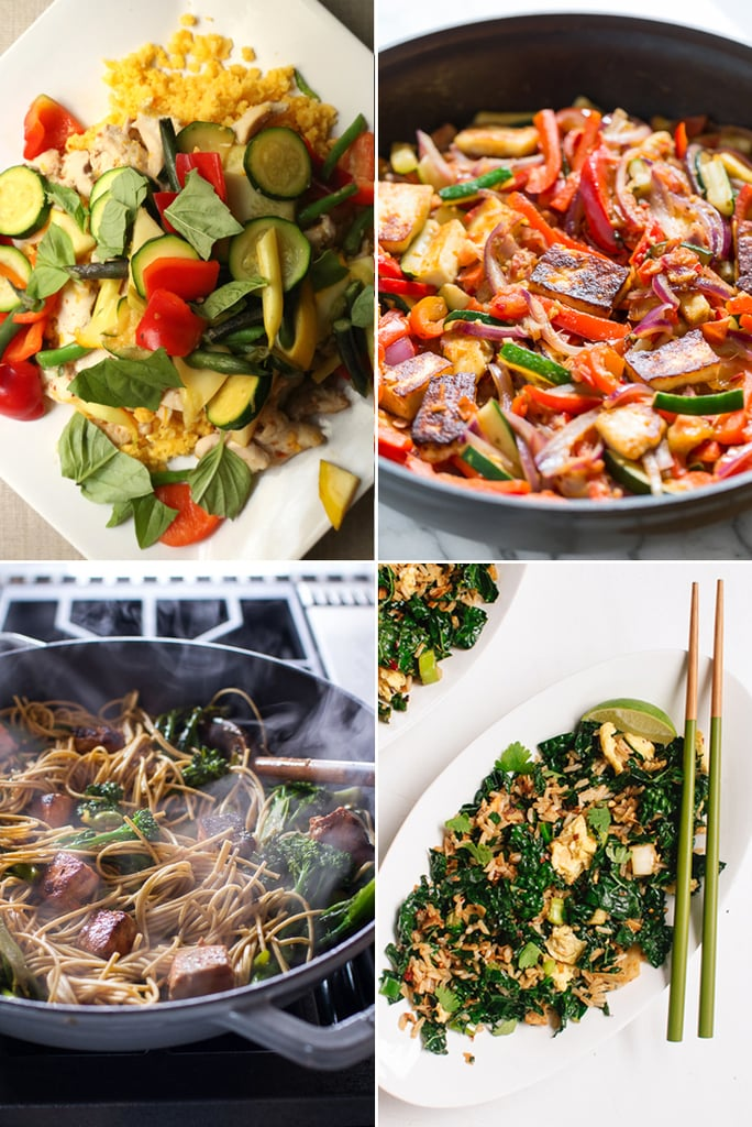 Fast and Easy Stir-Fry Recipes