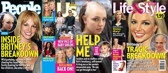 Britney Out of Rehab Again??!