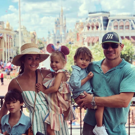 Vanessa Lachey's Instagram at Disney With Her Family 2019