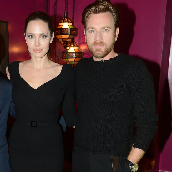 Angelina Jolie Honours Ewan McGregor For Film The Impossible