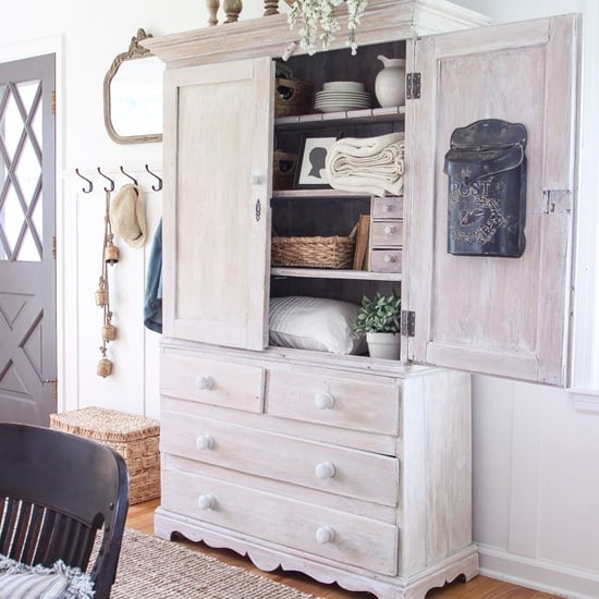 Farmhouse Storage From T.J.Maxx