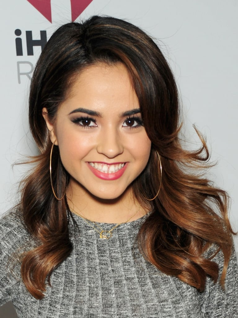 Becky G Mind The Gap 12 Celebrities Who Embrace Their