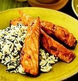 Fast & Easy Dinner: Teriyaki Salmon