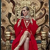 Snake Queen Taylor Swift