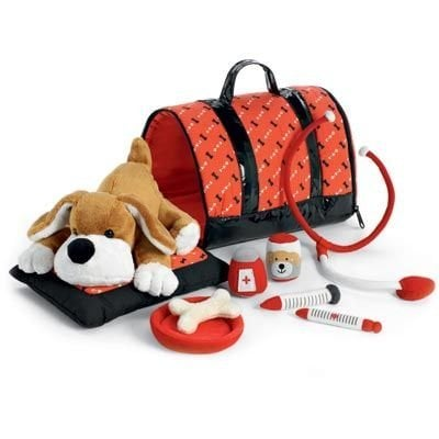 Patrick the Pup Vet Kit