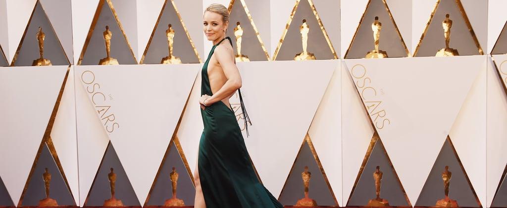 Oscars Red Carpet Dresses 2016