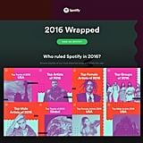 Revisit Old Hits With Spotify's 2016 Wrapped
