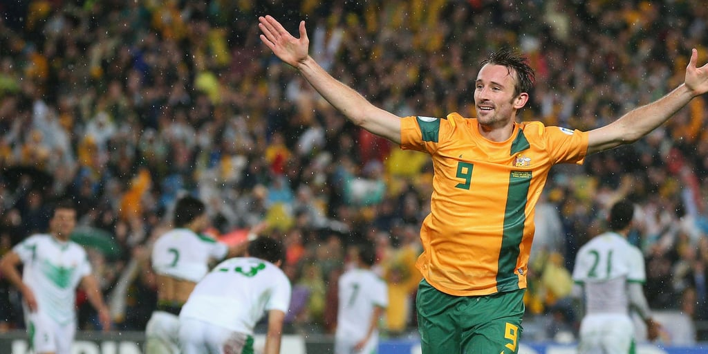 Socceroos vs. Iraq World Cup Qualifier Match Pictures