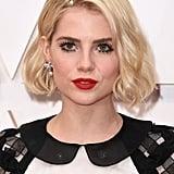 Lucy Boynton at the Oscars 2020