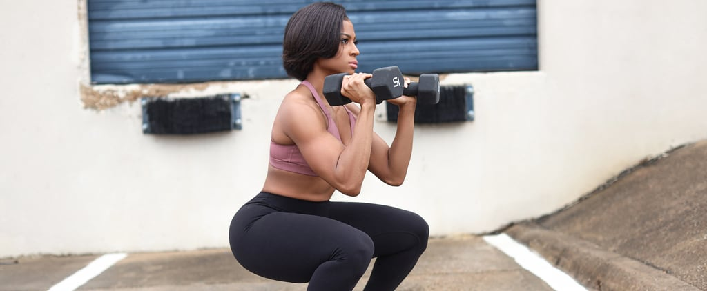 Fat-Burning Lower-Body Dumbbell Workout