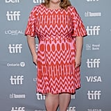 Danielle Macdonald at the I Am Woman Press Conference