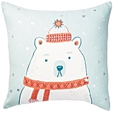 Polar Bear Pillow ($20)