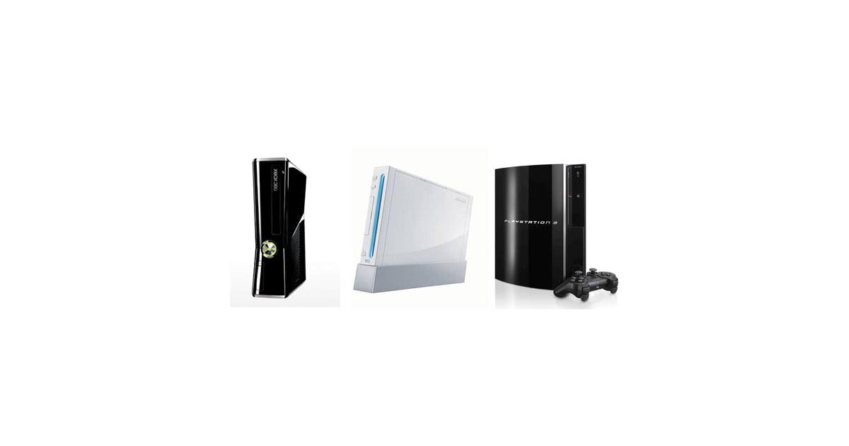 Prince Auto Sales >> XBox 360, Nintendo Wii, PlayStation 3 Quiz | POPSUGAR Tech