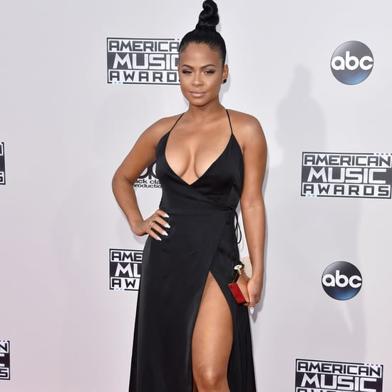 Latin Celebrities at the 2015 AMAs Red Carpet Pictures