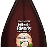 Garnier Whole Blends Smoothing Oil With Coconut Oil & Coco Butter Extract