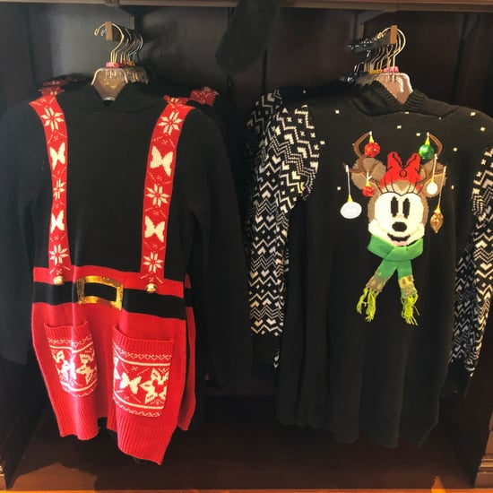 Disneyland Ugly Christmas Sweaters 2018