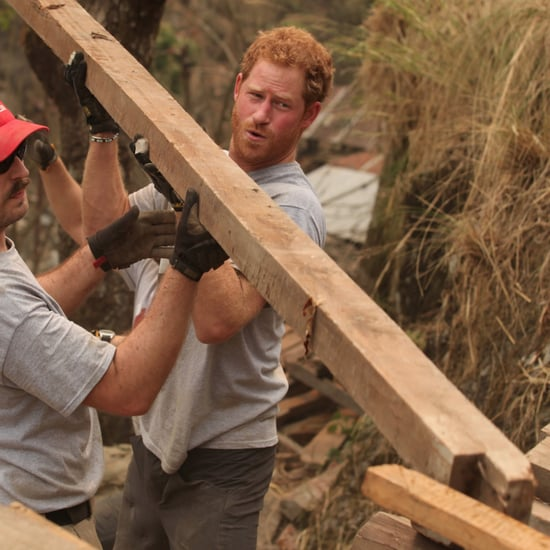 Photos of Prince Harry Doing Normal Things
