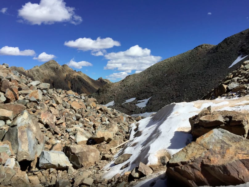 "What It's Like to Hike Colorado's Famous ""Fourteener"" Mountains"