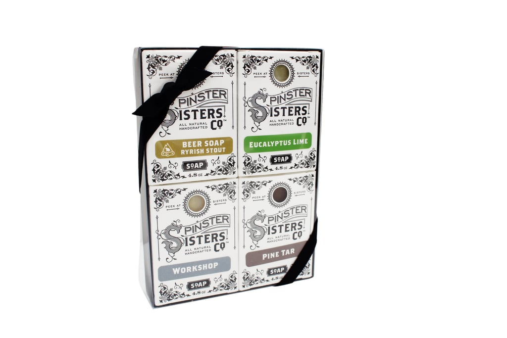 Spinster Sisters Beer Soap