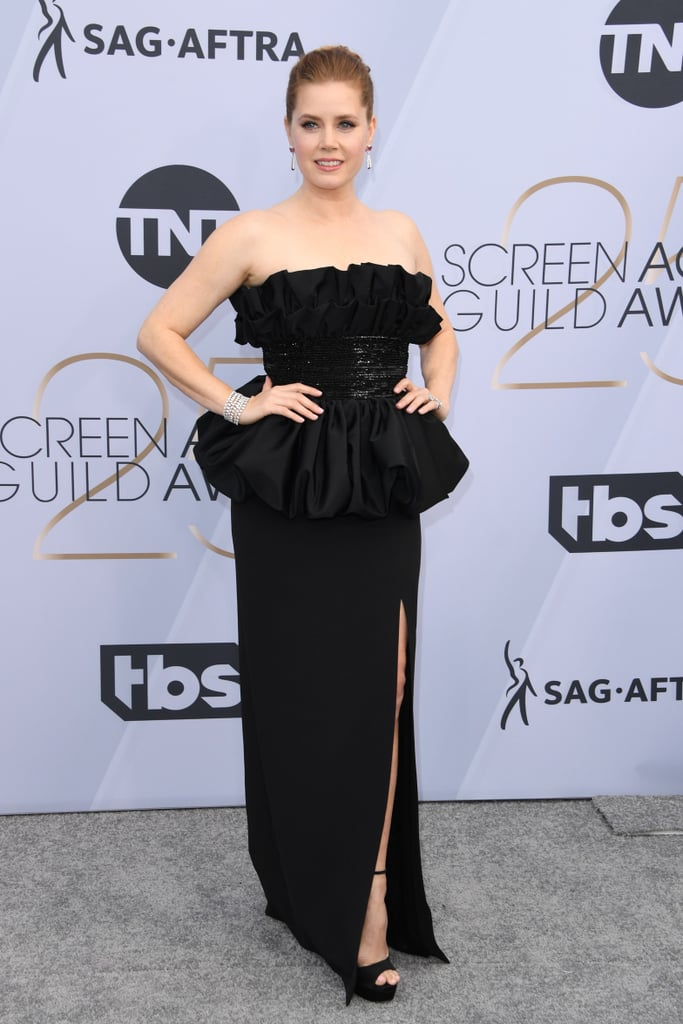 Amy Adams at the 2019 SAG Awards