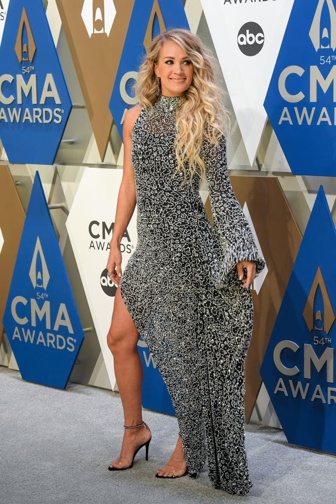 Carrie Underwood's Dazzling 2020 CMAs Dress