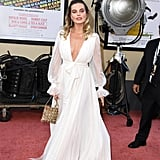 Margot Robbie's Dress Once Upon a Time in Hollywood Premiere