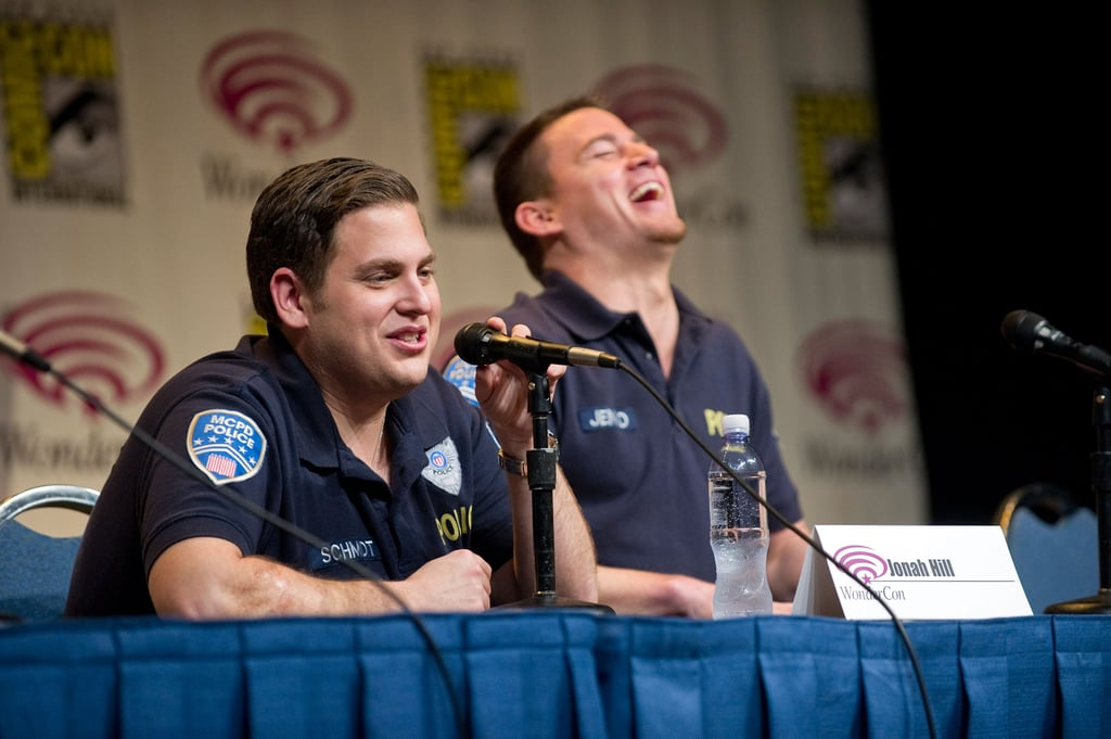 21 Jump Street costars at WonderCon.