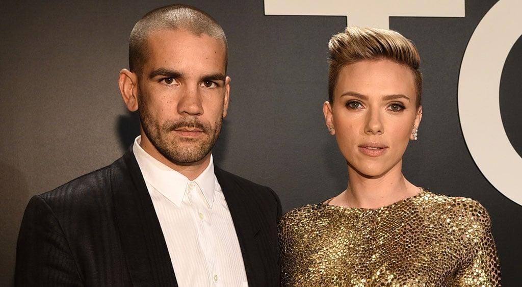 """Résultat de recherche d'images pour """"Romain Dauriac et Scarlett Johansson"""""""