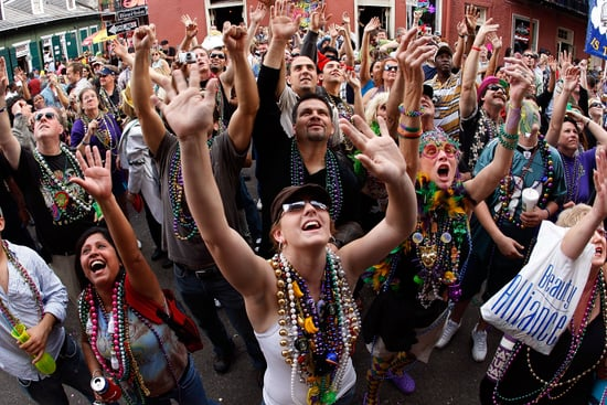 Mardi Gras Fun Facts Quiz